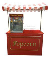 Popcornmachine huren bij Attractieverhuur Moonen